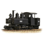 391-025A Bachmann Baldwin 10-12-D Tank 542 Railway Operating Division Black